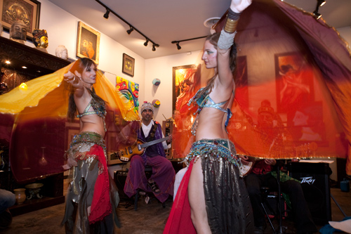 belly dancers for your events