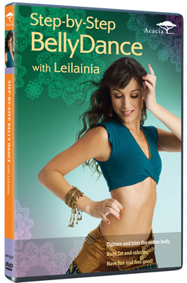 dvd bellydance instructional